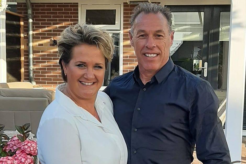 Ben and Michelle de Kramer have the 1st Provincial Ace Super SD 2021 (50% Ebben)