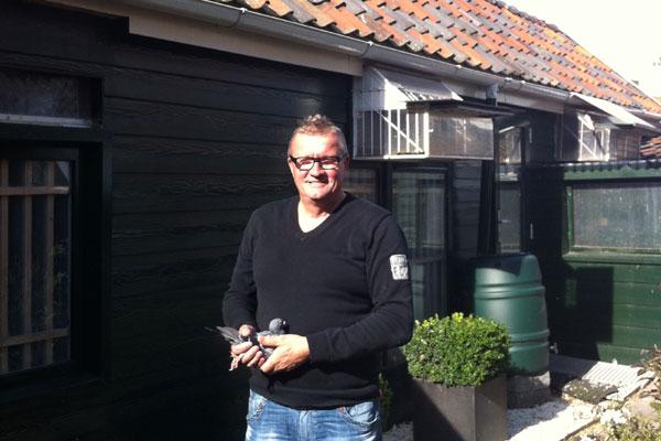 Jaap Schut wins 1st Chalons en Champagne 1,179 p (50% Ebben)